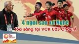 Báo Nghệ An khen thưởng các cầu thủ U23 Việt Nam
