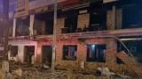 Nổ lớn tại nhà hàng lẩu nướng BBQ, rung chuyển cả khu phố ở Vinh