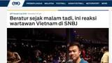 AFF Cup 2018: Fox News phỏng vấn phóng viên Báo Nghệ An về không khí trước trận chung kết