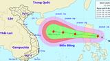Nghệ An ra công điện ứng phó với cơn bão mới trên biển Đông