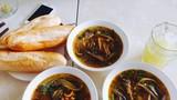 Súp lươn Nghệ An được đưa vào thực đơn hệ thống khách sạn 5 sao ở TP. Hồ Chí Minh