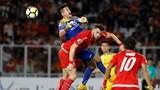 Thủng lưới phút bù giờ, SLNA thua trận đầu tiên ở AFC Cup