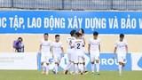 BK lượt đi Cúp QG: Hạ Thanh Hóa, SLNA đặt một chân vào chung kết