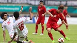 Thua UAE trên chấm luân lưu, Olympic Việt Nam tuột HC đồng Asiad