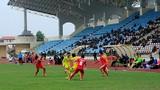 Đội bóng nam Nghệ An giành Huy chương Bạc Đại hội TDTT toàn quốc
