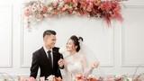 Ngắm bộ ảnh cưới lung linh của tuyển thủ SLNA Phạm Xuân Mạnh