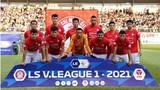 Nhận định đối thủ của SLNA tại vòng 8 V.League 2021