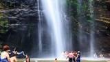 Kỳ thú thác Khe Kèm ở miền Tây Nghệ An