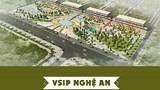 VSIP Nghệ An – Tiên phong xây dựng môi trường sống và làm việc chuẩn quốc tế