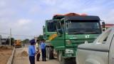 Xử lý cắt thùng xe quá tải ở Quỳnh Lưu
