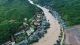 Đã có 5 người chết do lũ ở Nghệ An