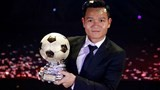 Cảm xúc của tiền vệ Hà Tĩnh sau danh hiệu Quả bóng Vàng Việt Nam 2017