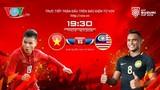 """ĐT Việt Nam """"át vía"""" ĐT Malaysia khi đọ sức ở vòng bảng AFF Cup"""