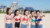 Bikini của người đẹp Hoa hậu Việt Nam năm nay 'hình như' kín hơn
