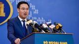 Việt Nam lên tiếng việc Trung Quốc tự ý đặt tên 80 thực thể ở Biển Đông