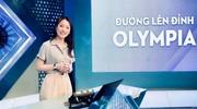 Khánh Vy - 'Hotgirl 7 thứ tiếng' của Nghệ An sẽ dẫn Đường lên đỉnh Olympia thay Diệp Chi