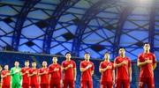 Thầy trò HLV Park Hang-seo chỉ phải cách ly 7 ngày sau khi trở về từ UAE