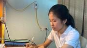 Nữ thủ khoa môn Toán trường Phan Bội Châu là học sinh trường huyện miền núi Nghĩa Đàn