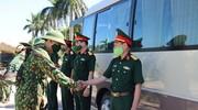 Bộ CHQS tỉnh rút kinh nghiệm công tác phòng, chống dịch Covid-19