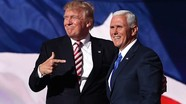 Ông Donald Trump ủy quyền cho Phó Tổng thống Pence dự hội nghị ở châu Á
