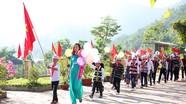 Không khí khai giảng năm học mới ở Nghệ An