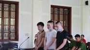 3 thanh niên 9X lĩnh 39 năm tù vì ma túy