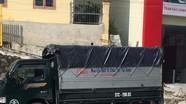 Nghệ An xác minh xe tải dán chữ chuyên thu mua dịch tả lợn châu Phi