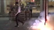 Khởi tố nam thanh niên đốt pháo giữa đường mừng sinh nhật