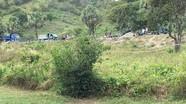 Phát hiện thi thể cô gái chăn dê không quần áo trên núi