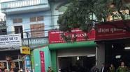 Truy bắt kẻ nghi dùng súng cướp ngân hàng Agribank