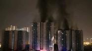 13 người chết ở chung cư Carina chủ yếu do ngạt khói