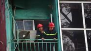 Giải cứu 19 nạn nhân mắc kẹt trong khách sạn 9 tầng bốc cháy