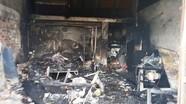 Cháy cửa hàng điện lạnh, 3 mẹ con tử vong