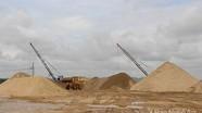 UBND tỉnh Nghệ An yêu cầu kiểm điểm chủ tịch xã để bến cát hoạt động không phép