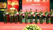 Bộ Công an bổ nhiệm 9 lãnh đạo Cục Cảnh sát điều tra về tham nhũng