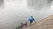 Dìm người đi câu chết dưới mương nước để cướp xe máy