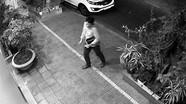 """Nửa đêm phát hiện tên trộm """"ngoại"""" có hành vi kỳ quái trong xe ô tô"""