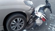 Cô giáo mầm non tử vong sau khi va chạm với xe ô tô hiệu trưởng
