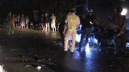 Đi xe máy trong mưa bão, 2 người tử vong