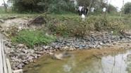 Phát hiện thi thể nam giới chưa rõ danh tính ở ven sông Lam
