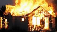 Cháy nhà ràn chứa củi, hơn 300 người dân dập lửa trong đêm
