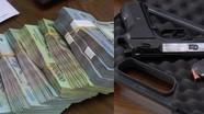 Phá đường dây cá độ bóng đá triệu USD, phát hiện súng, lựu đạn