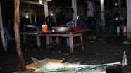 9 người bị triệu tập vì đập phá quán nước