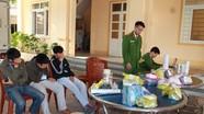 Ba học sinh ở Nghệ An chế 11,4 kg pháo nổ bán kiếm tiền ăn tiêu