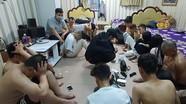 Hơn 20 thanh niên thuê khách sạn chơi ma túy giữa đại dịch Covid-19