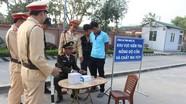Hơn 20 người bị xử phạt do sử dụng ma túy khi lái xe tại Nghệ An