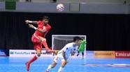 Việt Nam thắng trận đầu tiên tại giải futsal châu Á 2018