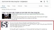 """Vụ nữ sinh Nghệ An tự tử: Đề nghị kiểm tra trang điện tử đăng clip học sinh """"hôn nhau"""""""