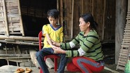 Đội trưởng đội săn bắt cướp Biên Hòa bán đấu giá tranh giúp học sinh Nghệ An chữa bệnh