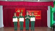 Đảng bộ Quân sự tỉnh: Tổ chức Hội thi Bí thư chi bộ giỏi